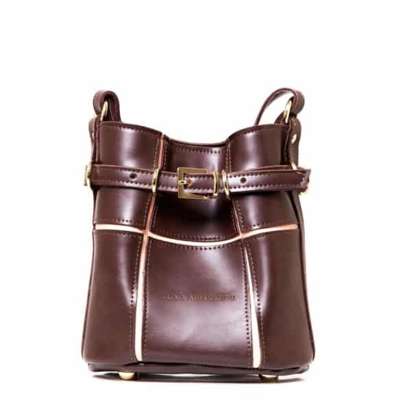 PUZZLE BAG CACAO S SIZE